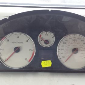 ceas bord peugeot 407 an 2005