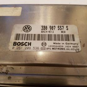 calculator motor passat 2.0i 0261208536 3B0907557S me7.5