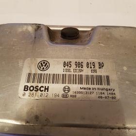 calculator motor vw polo 1.4TDI 70hp 045906019BP 0281012194