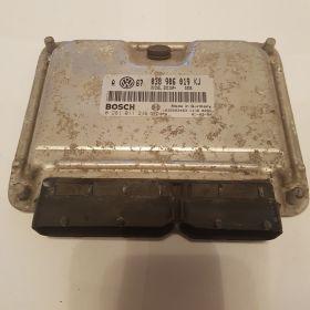 calculator motor golf4 1.9tdi ASZ 131hp 038906019KJ 0281011216