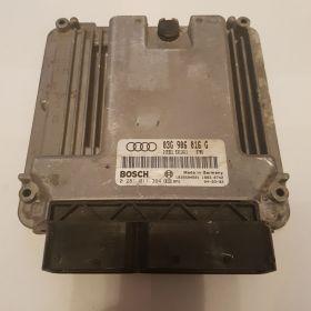 calculator audi a3 2.0TDI  BKD 03G906016G 0281011364