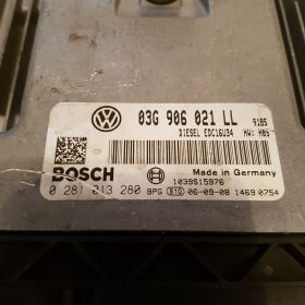 calculator motor seat leon 2.0tdi 140hp 03G906021LL  0281013280