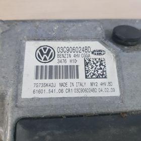 Calculator motor golf 6 1.4 16v benzina 03C906024BD