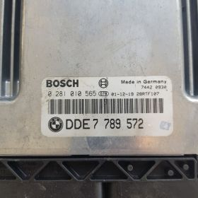 Calculator bmw E46 2002 edc16c1 0281010565