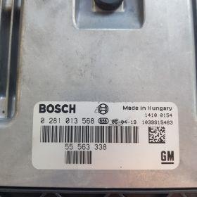 Calculator motor SAAB 9-5 1.9TID edc16c39 0281013568
