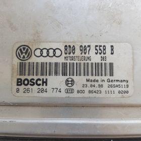 Calculator audi a4 1.8 benzina 0261204774
