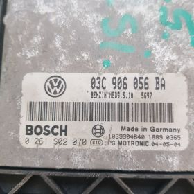 Calculator motor vw golf 5 03C906056BA