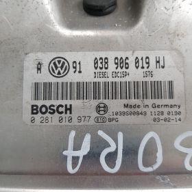 Calculator motor vw golf4 038906019HJ