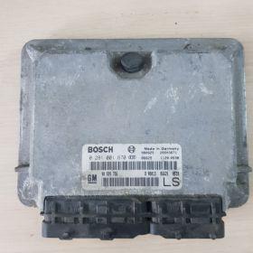 Calculator opel astraG 1.7dt 0281001670